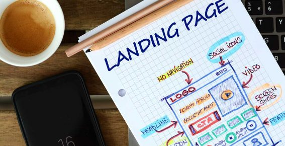 What makes a good landing page?